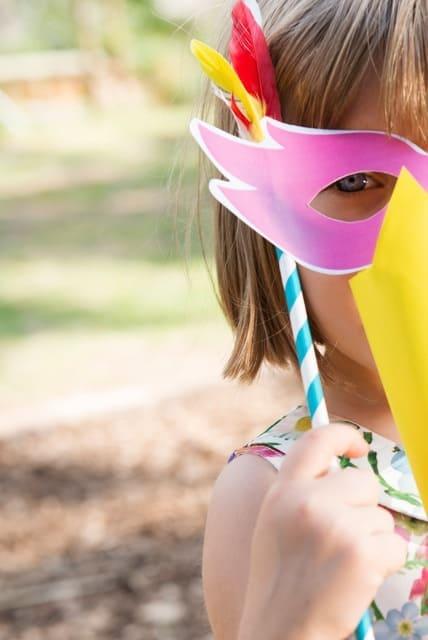 Early Bird Breakfast Masks