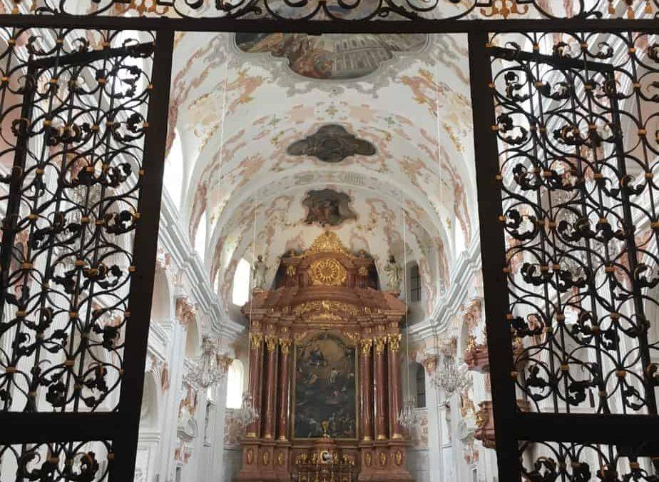 Luzern: The Jesuit Church