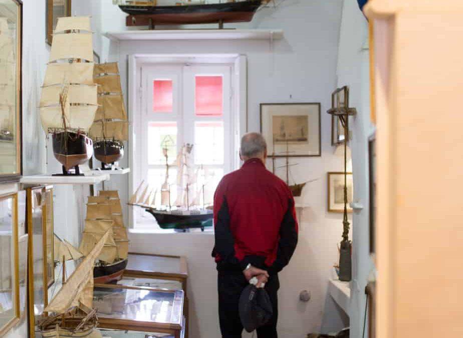 Laidlaws on La Med: Mykonos Maritime Museum