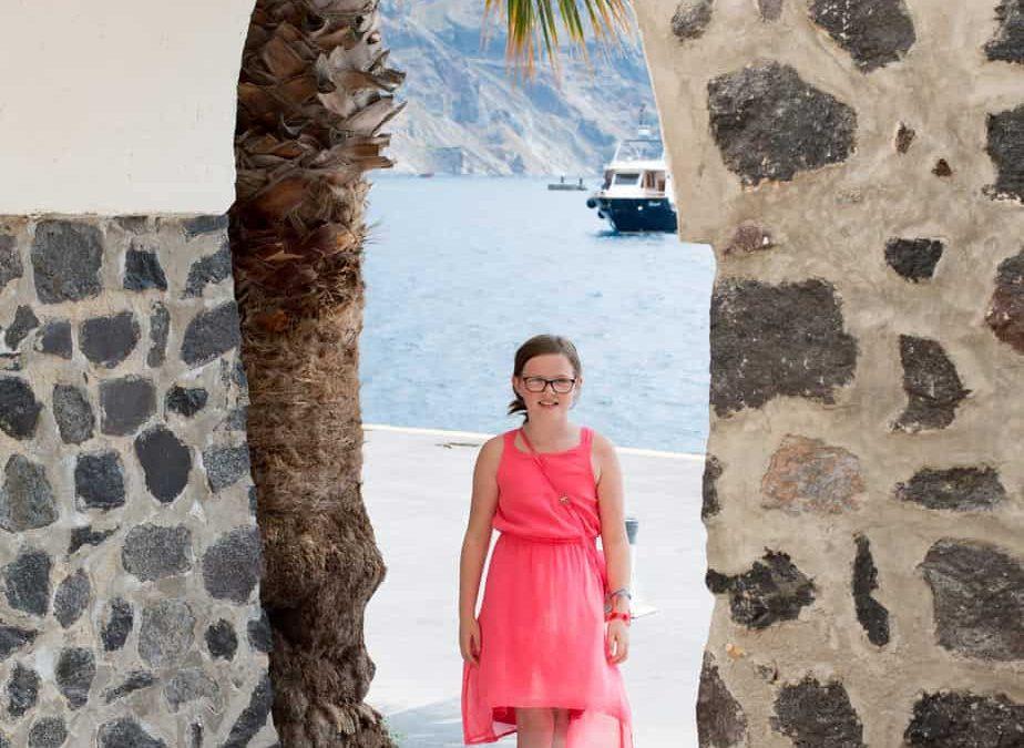 Laidlaws on La Med: Santorini