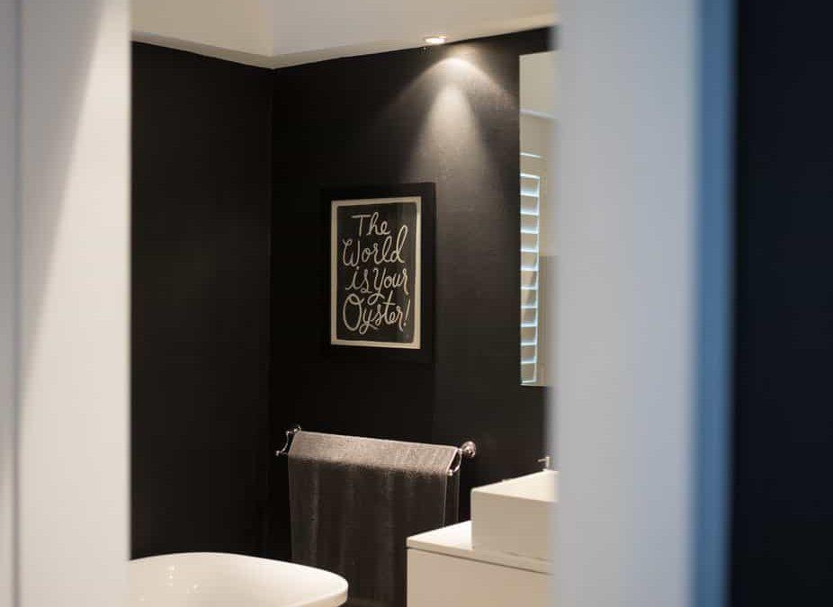 Elphinstone: The Main Bedroom Dressing and Bathroom