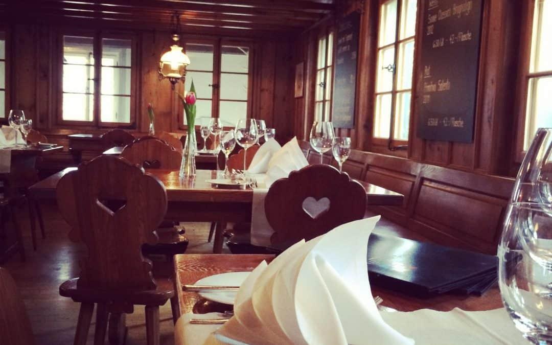 Luzern: Hotel zum Hirschen