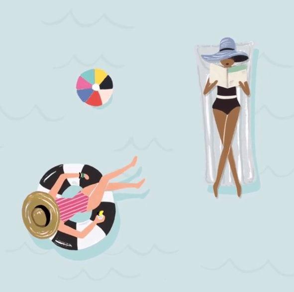 Summer Bucket List No. 20 – Pool Floating