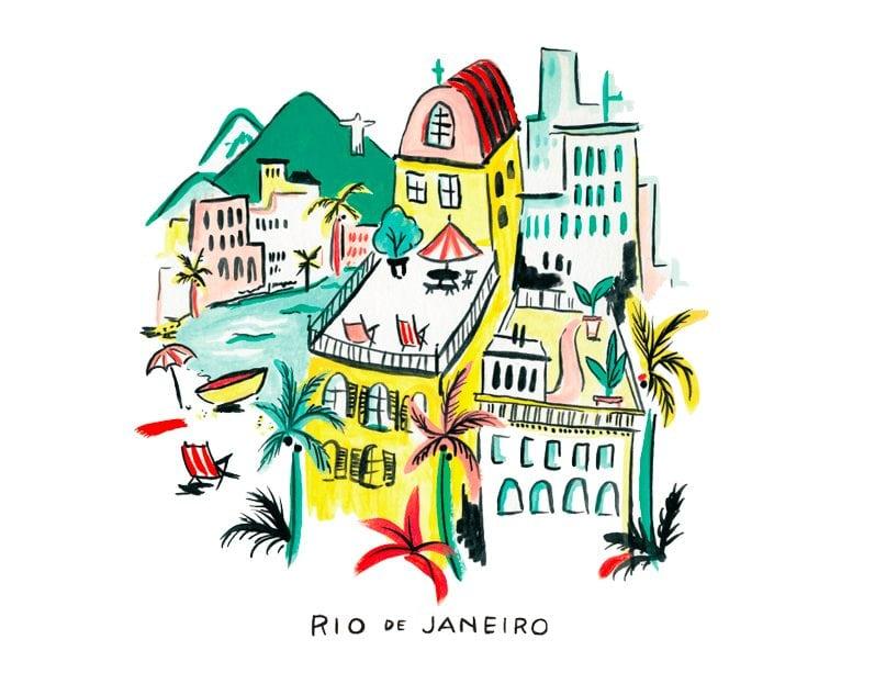 Brazil: Rio De Janerio