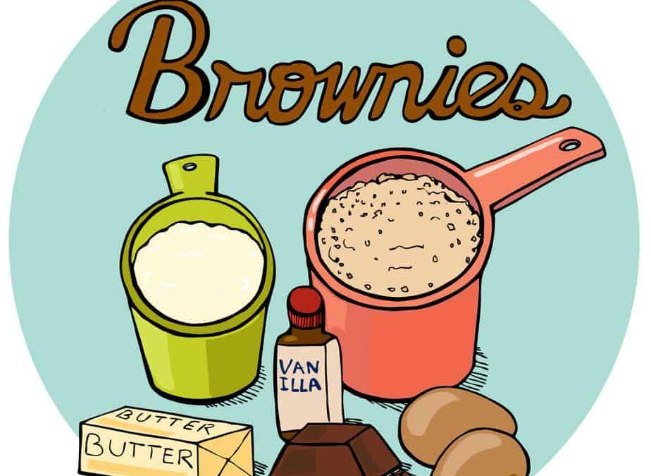 Summer Bucket List No.17 – Baking Brownies