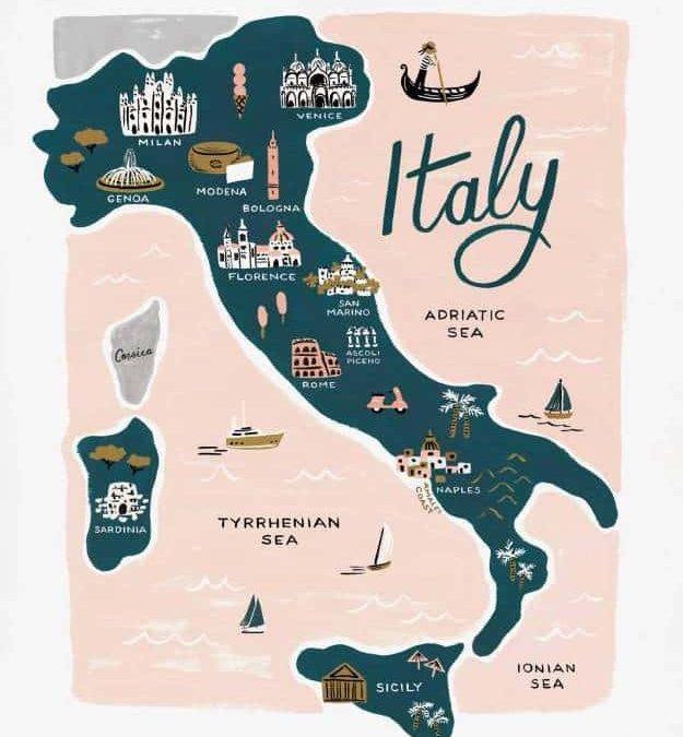 Summer Bucket List No. 13: The Italian Kitchen
