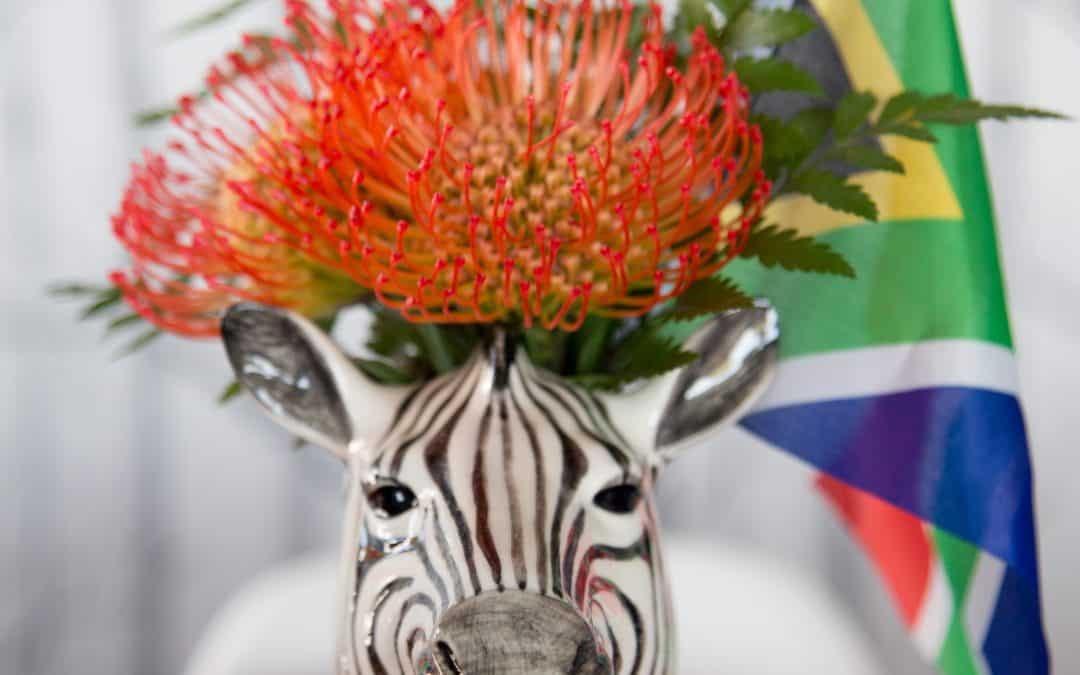 Friday Flowers: South African Heritage Day