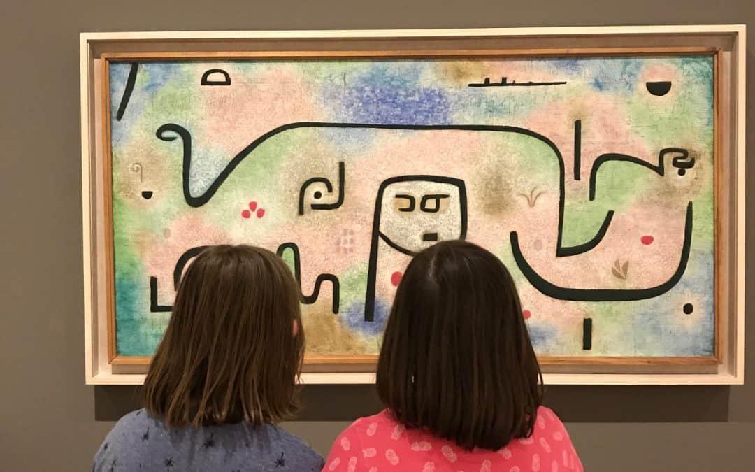 Bern: The Paul Klee Museum