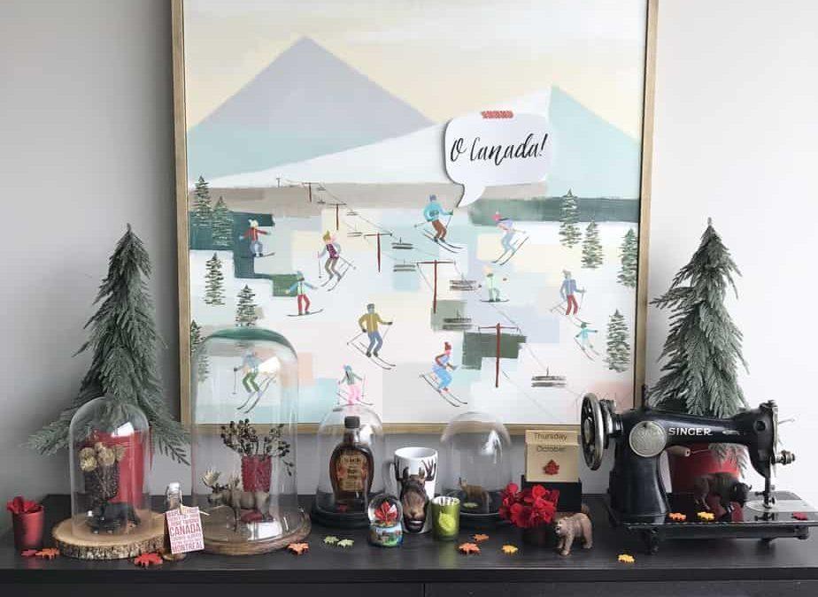 The Seasonal Table: Oh! Canada