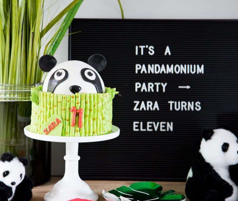 Food: Panda Cake by Tasty Cakes