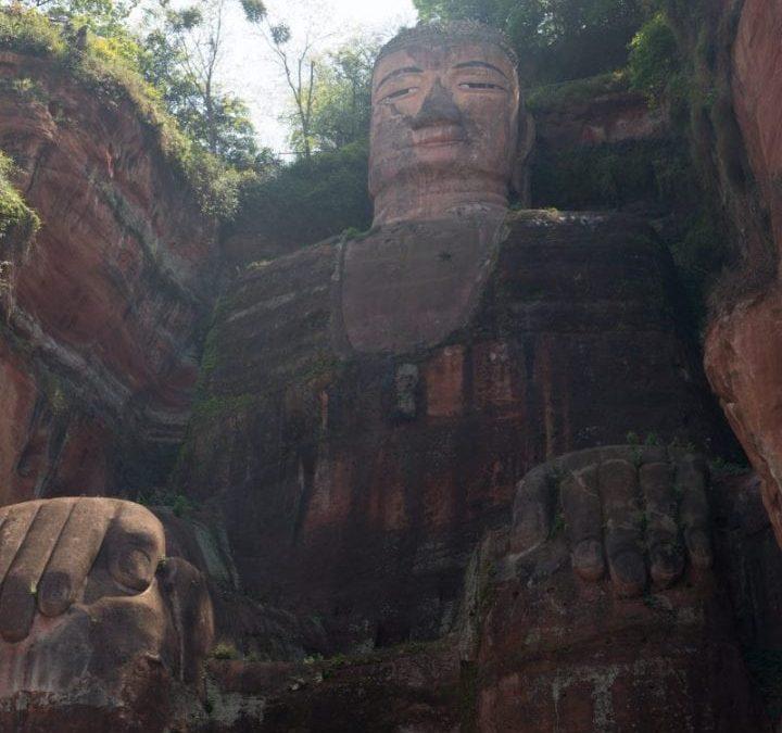 Chengdu – The Giant Buddha