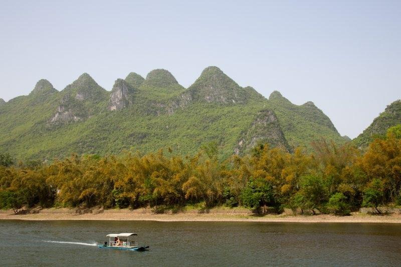 Guilin – The Li River