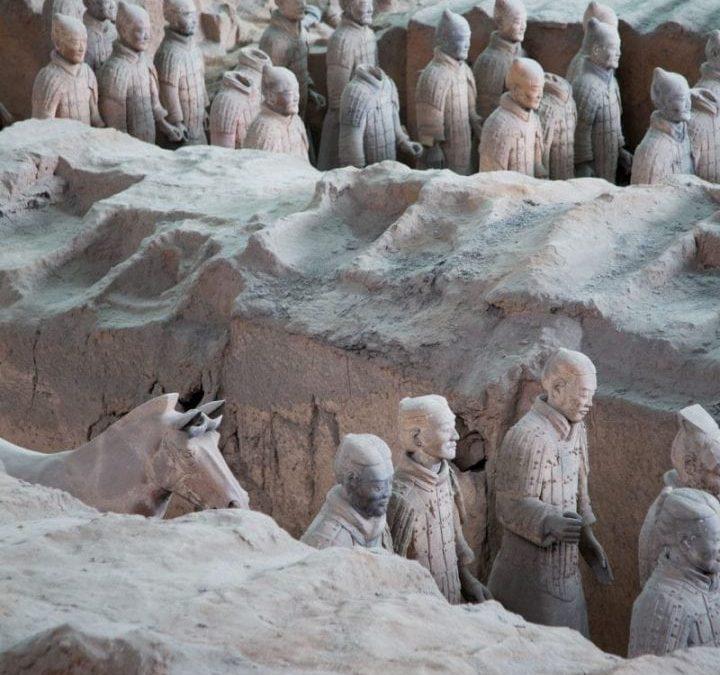 Xi'an – The Terracotta Warriors