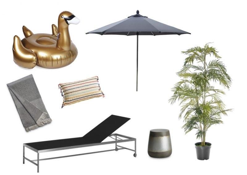 Hunenberg House – The Pool Deck Design