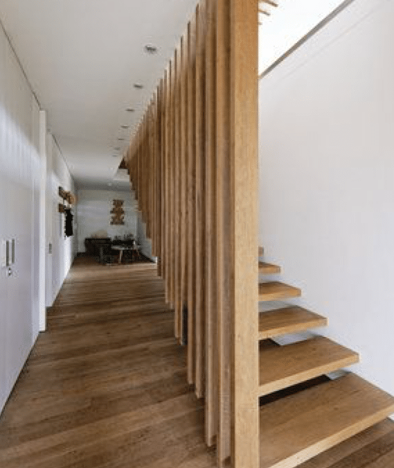 Hünenberg House – The Staircases