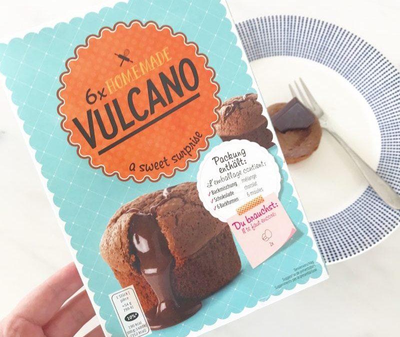 Swiss Food – Vulcano Chocolate Fondants