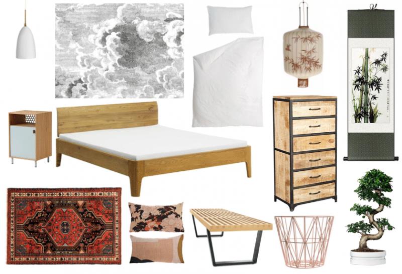 Hünenberg House – Main Bedroom 2nd Draft