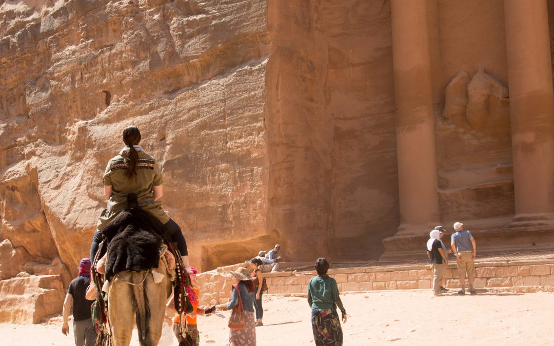 No. 31 of 40 Things to Do Before Forty – Hike in Petra