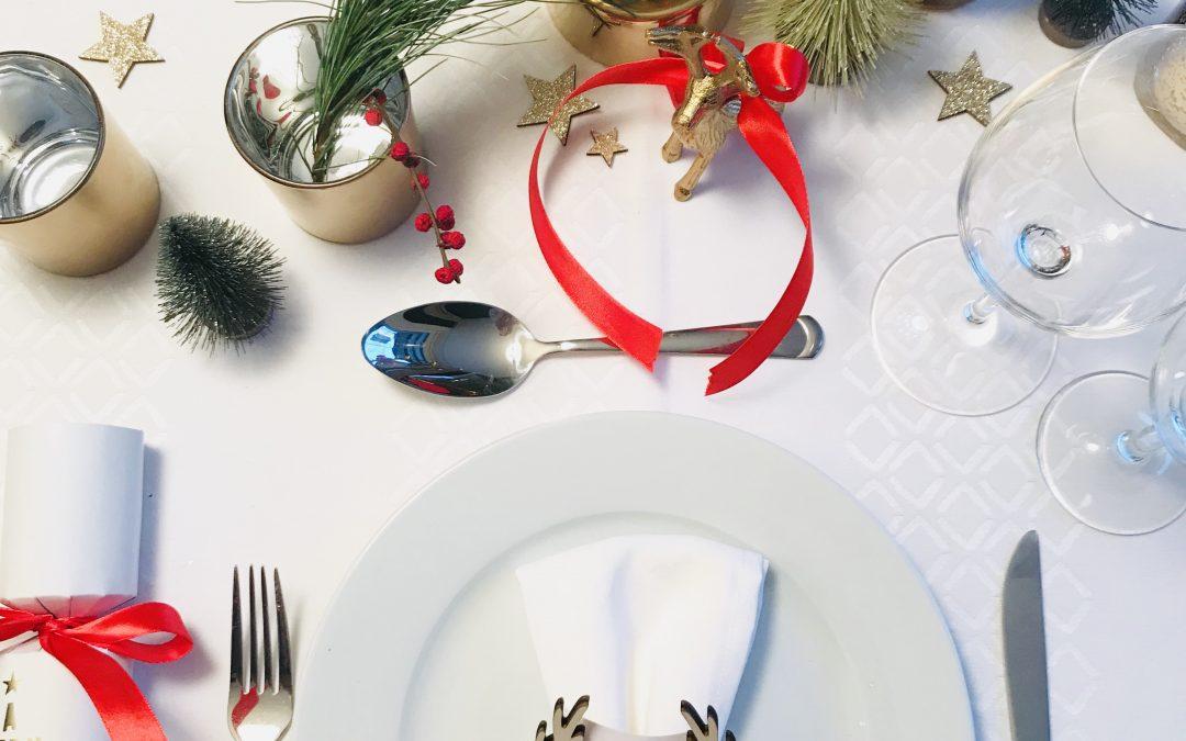 Fun – Christmas Table Settings