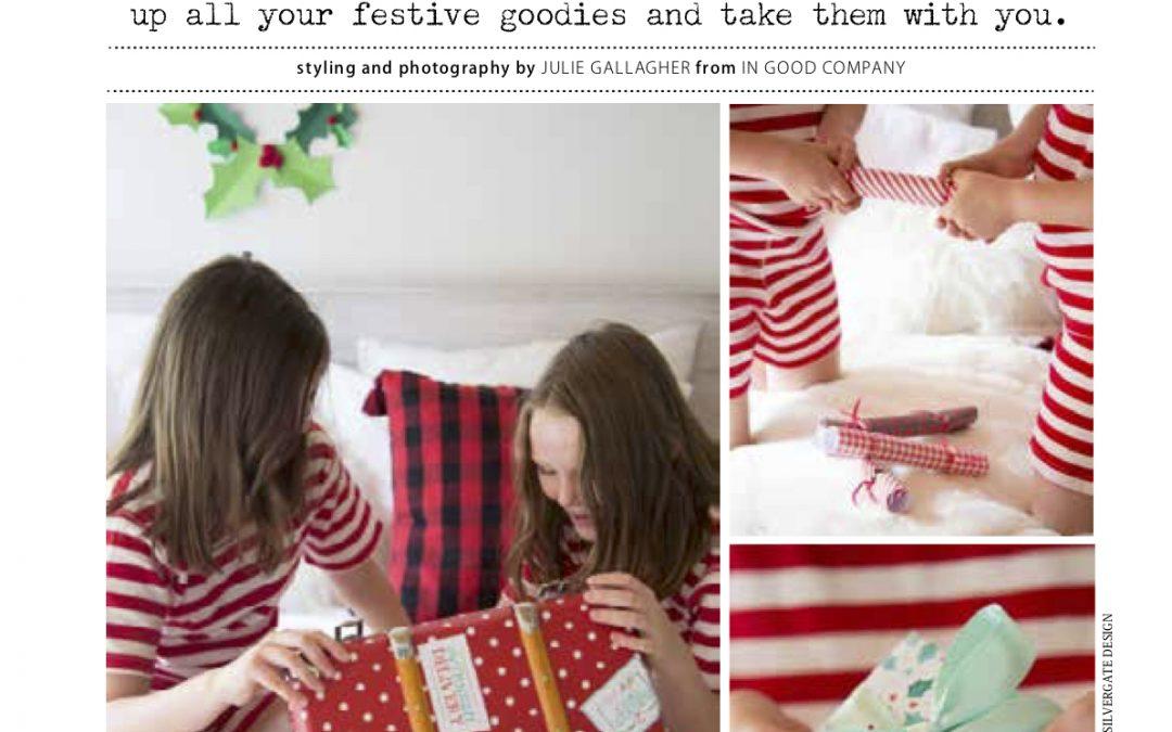 Fun – Christmas Feature in Ideas Magazine