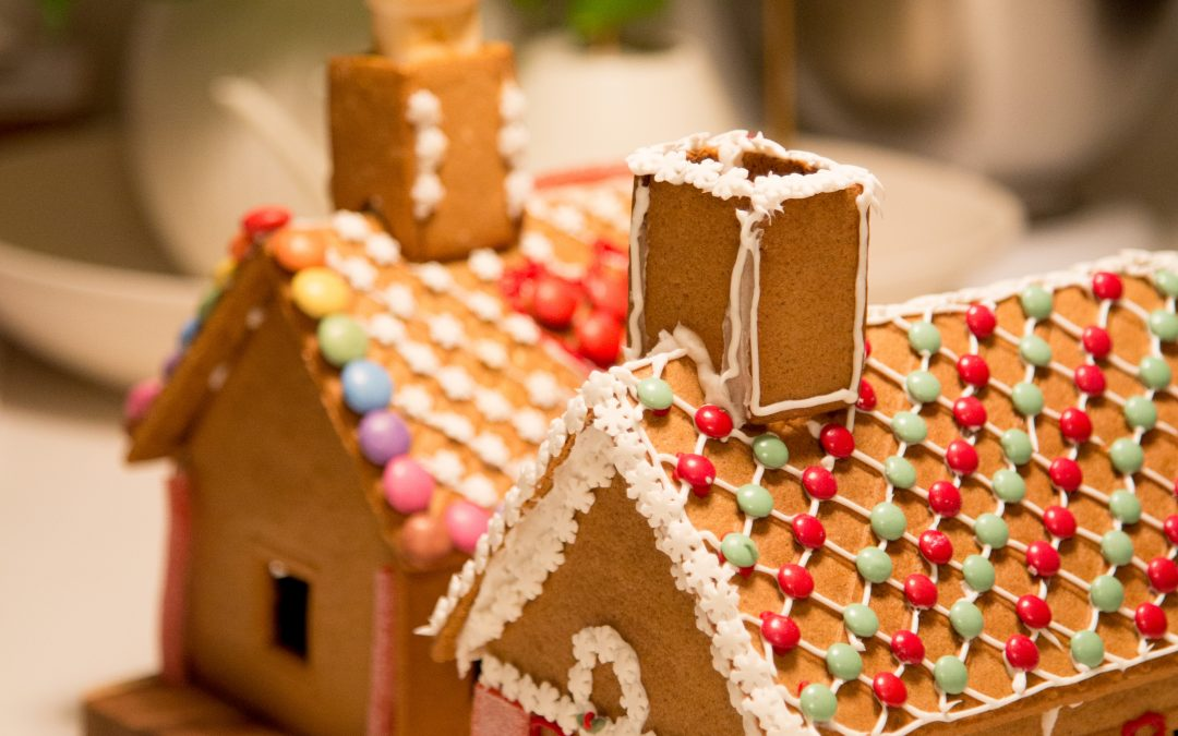 DIY – Our Gingerbread Houses