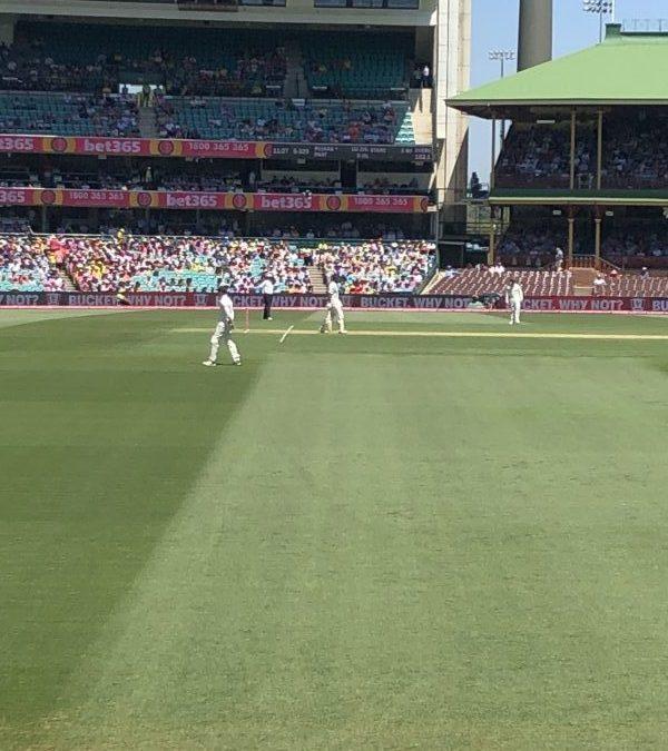 Sydney – Live Cricket