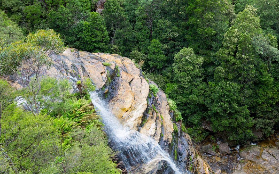 Australia – The Leura Cascades and Village