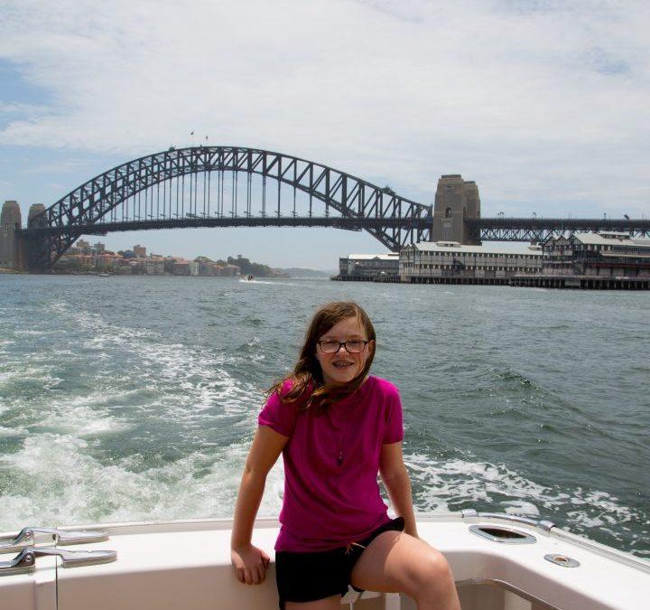 Sydney – Cruising the Harbour