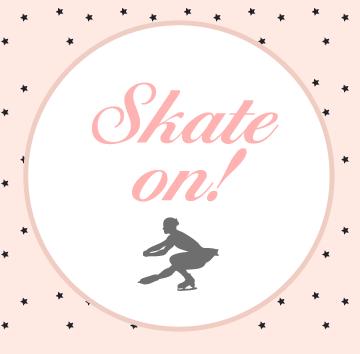 DIY – Ice Skating Party Printables