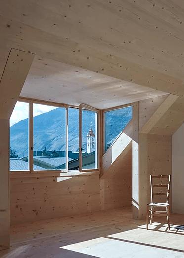 Andermatt – The Nossenhaus
