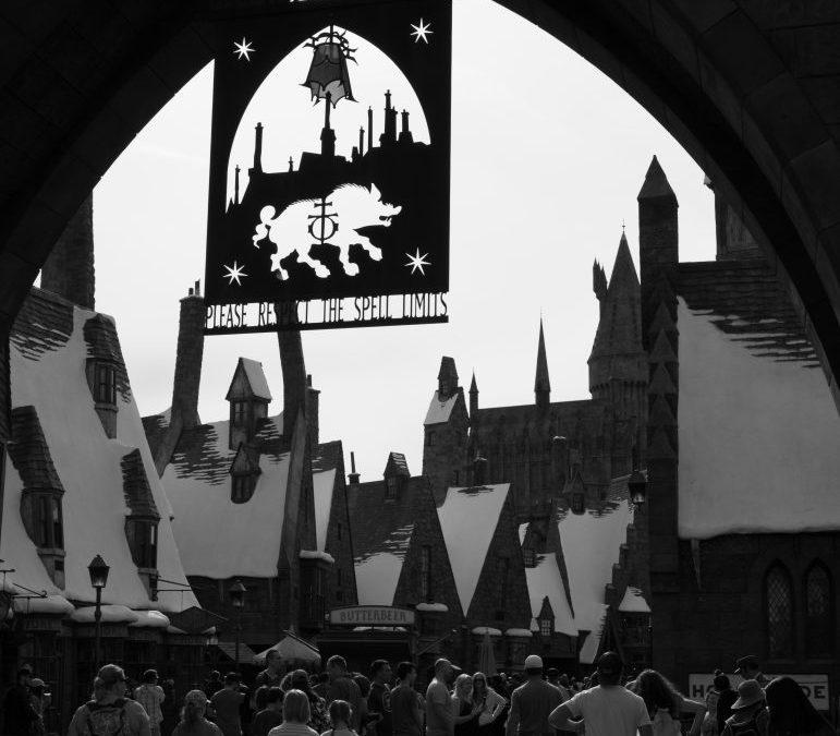 Places – The Universal Studios, California