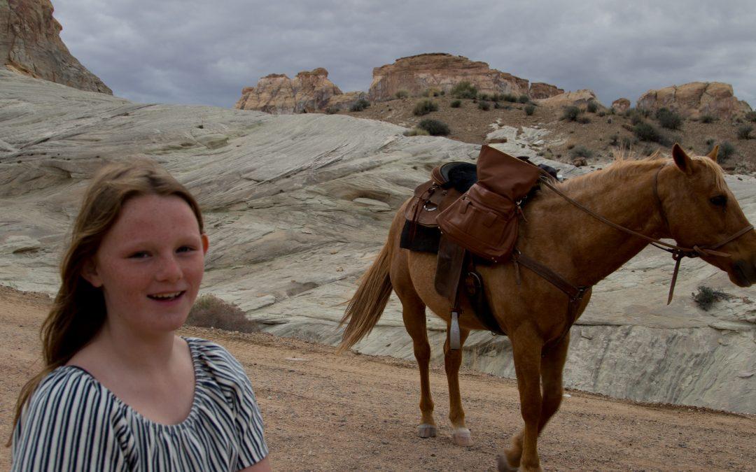 Places – Horseback Riding in Utah