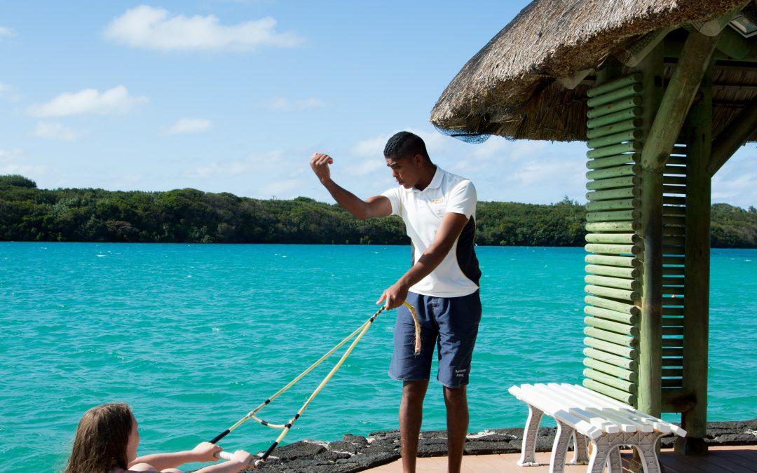 Mauritius – Waterskiing