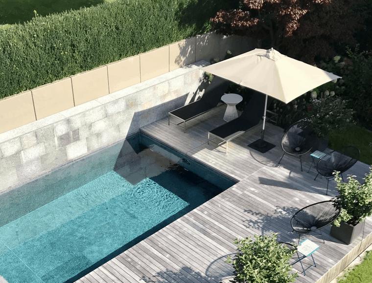 House – Hunenberg House Pool & Deck