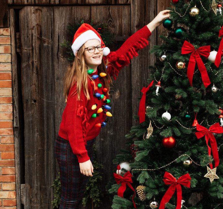 Fun – Bailey's Christmas Photo Shoot