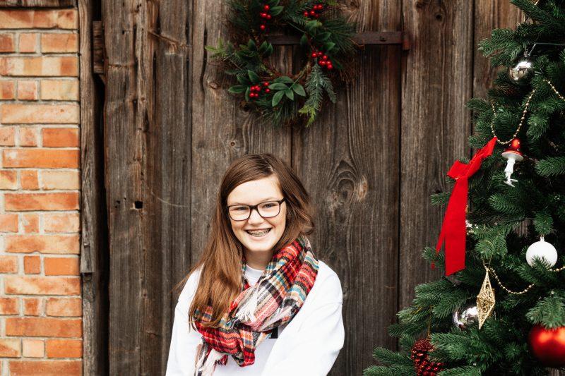 Fun – Zara's Christmas Photo Shoot 2019