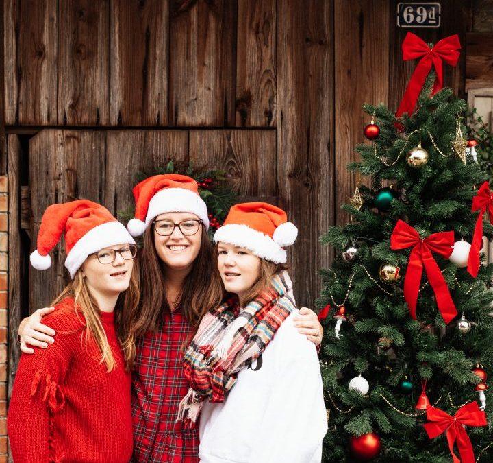 Fun – Our Christmas Photo Shoot 2019