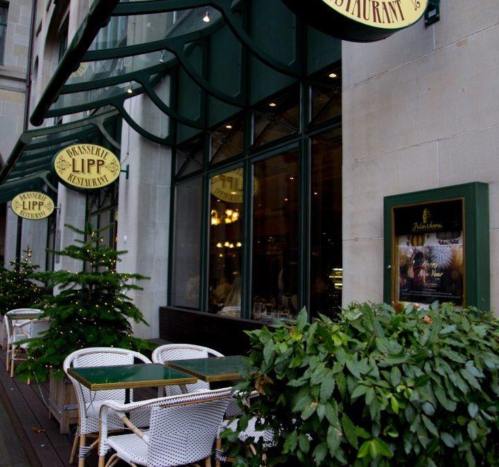 Zurich – Brassierie Lipp