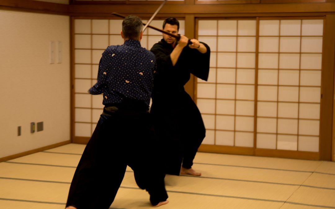 Tokyo – Samurai School