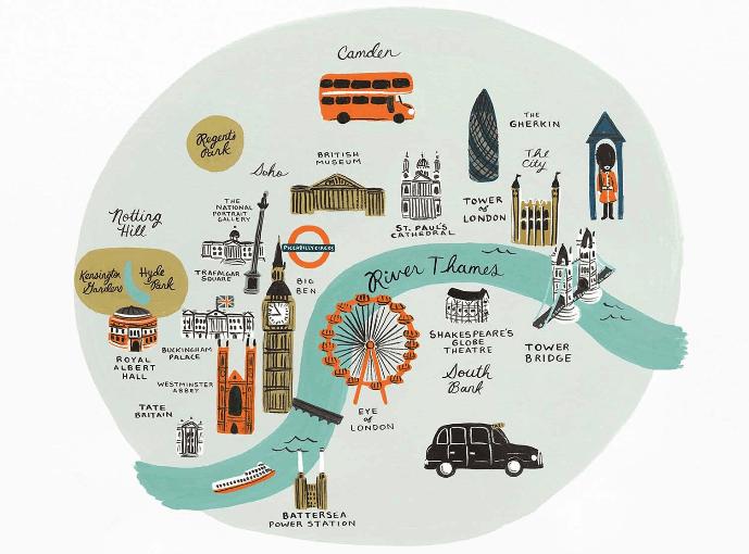 Places – Our 2019 London List