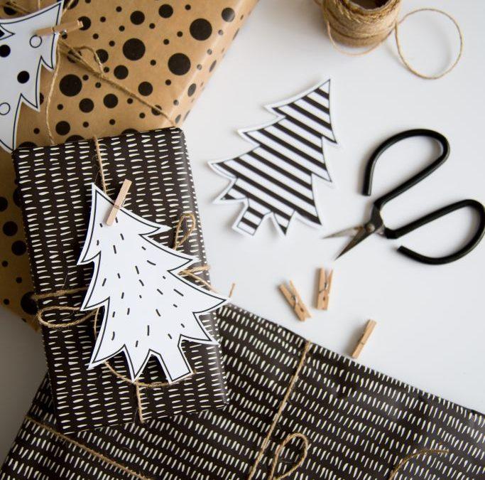 DIY – Christmas Tree Tags