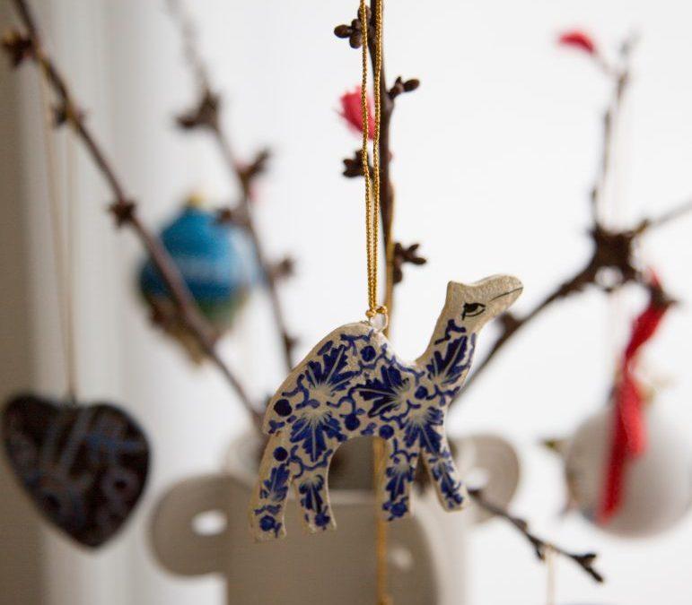House – My Christmas Tree