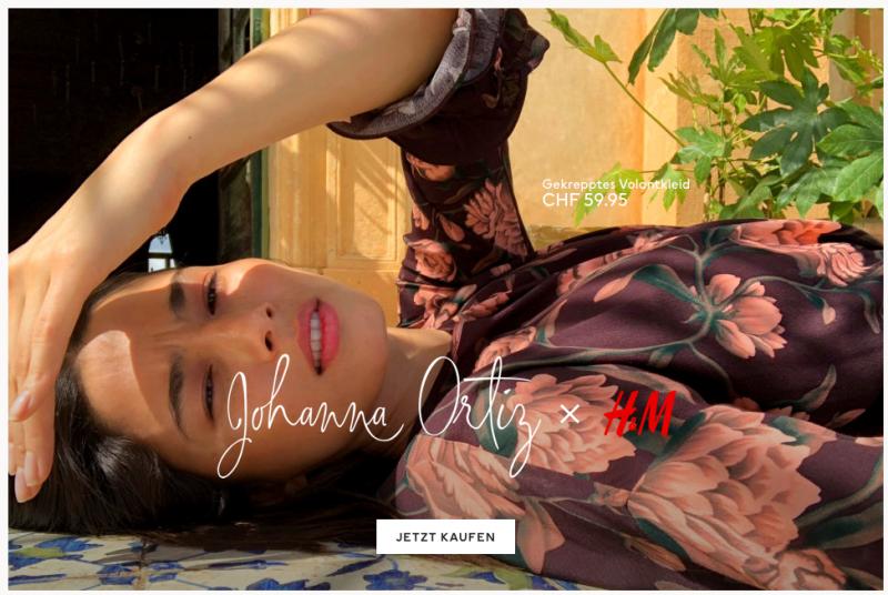 Buy of the Week – Johanna Ortiz x H&M