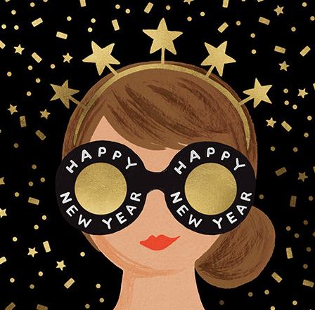 Happy, Happy New Year!